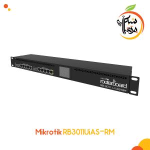 تجهیزات شبکه-RB3011UiAS-RM-پرتقال شبکه