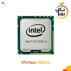 سی پی یو Intel Xeon 2420V2 - تجهیزات سرور - تجهیزات شبکه