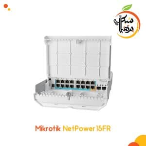 سوئیچ میکروتیک NetPower 15FR - سوئیچ میکروتیک - تجهیزات شبکه