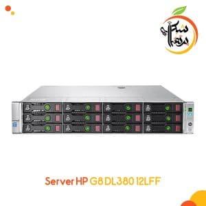سرور HP G8 DL380 12LFF - پرتقال شبکه - تجهیزات شبکه - ماینینگ