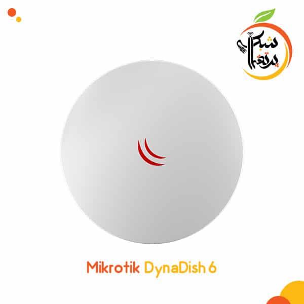 رادیو وایرلس DynaDish 6 - پرتقال شبکه - تجهیزات شبکه - میکروتیک
